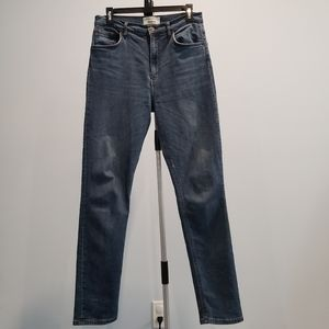 REFORMATION high wasit Jeans sz29
